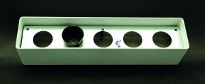 Hydro Profi Line System im Gefäß Basic 100 cm x 22 cm für Hydrokulturpflanzen