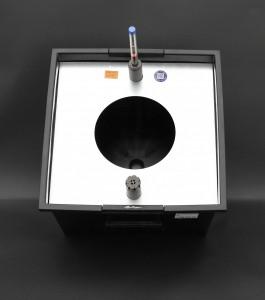Lechuza Cubico Hydroeinsatz mit Hydro Profi Line System